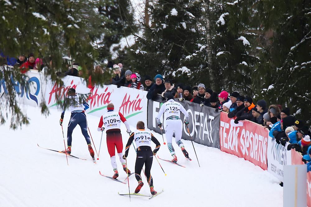 Hiihdon Suomen Cup Vuokatti